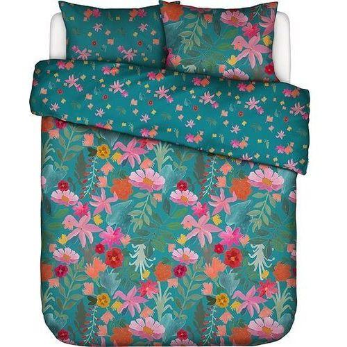 Pościel flower power 200 x 220 cm z 2 poszewkami na poduszki 60 x 70 cm (8715944683234)