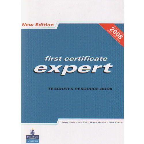 FCE Expert New Edition Teacher's Resource Book