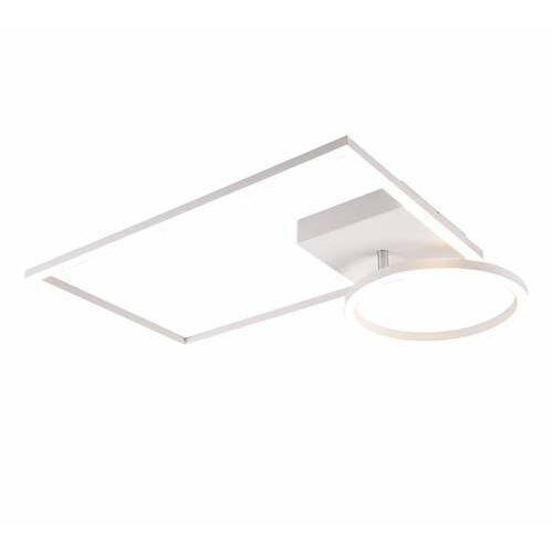 rl verso r62182131 plafon lampa sufitowa 1x24w led biały marki Trio