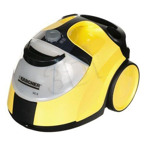 SC 5 Karcher parownica, mop parowy + dysza do okien (4054278041261)