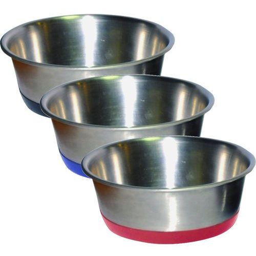 miska metalowa z silikonowym spodem 0.45l nr kat.lo-97101 marki Lolo pets