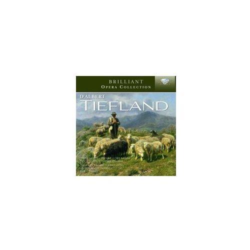 Brilliant classics Brilliant opera collection: d'albert: tiefland