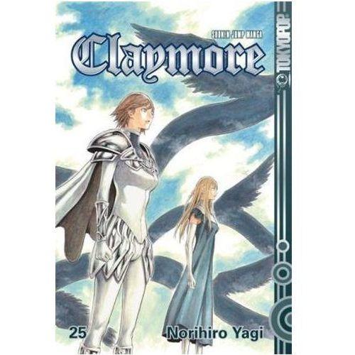 Claymore. Bd.25, Yagi, Norihiro