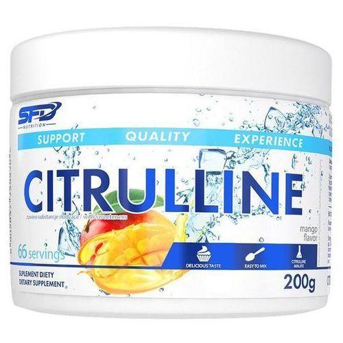 SFD Nutrition Citrulline lemon 200g