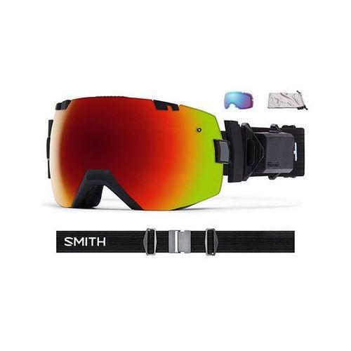 Gogle narciarskie smith i/ox turbo fan il5dxbk16 marki Smith goggles