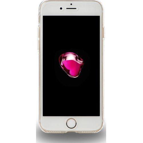 Etui  ultra cienkie tpu do iphone 7 przezroczysty (aztpuut360iph7) marki Azuri