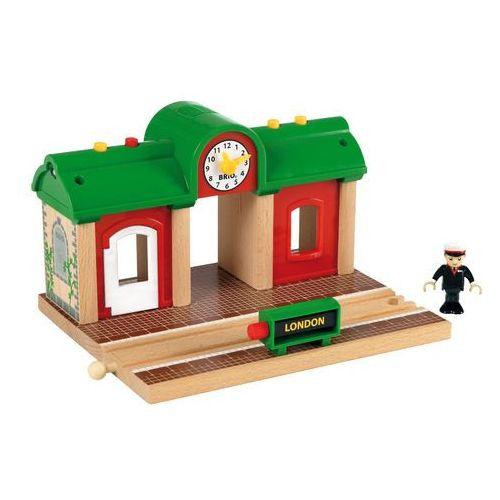 Brio  dworzec 33578, kategoria: kolejki i tory dla dzieci