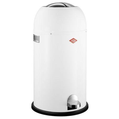 Wesco Kosz na śmieci biały kickmaster 33 litry (184631-01) (4004519059395)