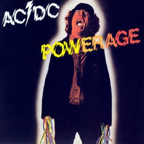 Sony music Ac/dc - powerage