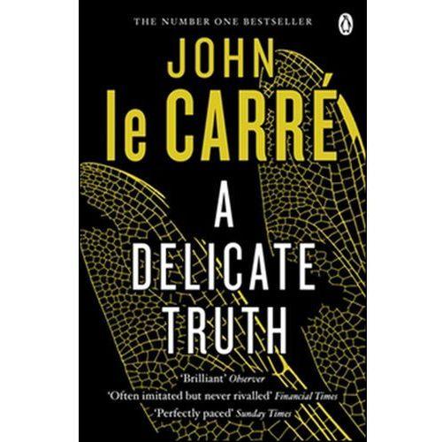 A Delicate Truth. Empfindliche Wahrheit, englische Ausgabe, Le Carré, John