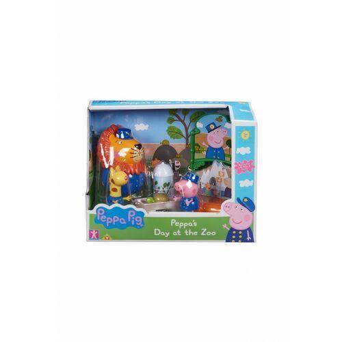 Peppa Figurki zestaw zoo 3y39k1