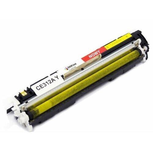 Ce312a 126a toner żółty do hp cp1025 cp1025nw m175a m175nw m275 / nowy zamiennik / 1200 stron marki Dragon