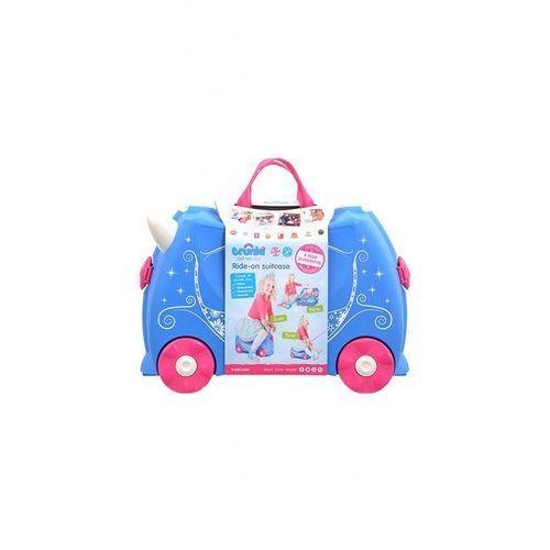 Jeżdząca walizeczka 1o31b4 marki Trunki - walizeczki i akcesoria
