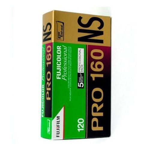 Fuji pro ns 160 proffesional negatyw kolorowy typ 120 waż. 02/2019 marki Fujifilm