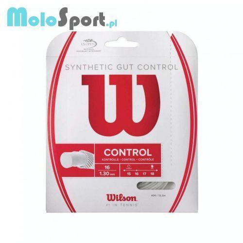 Naciąg Wilson Synthetic Gut Control 16 WRZ944400 - sprawdź w wybranym sklepie