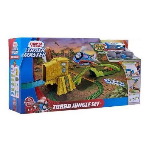 Fisher Price Tomek i Przyjaciele Turboskok ucieczka z dżungli