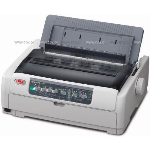 Oki drukarka 24 igłowa ml5790eco