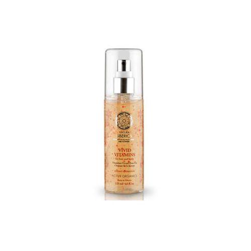 Natura siberica Spray do ciała i włosów żywe witaminy 125ml (4744183010888)