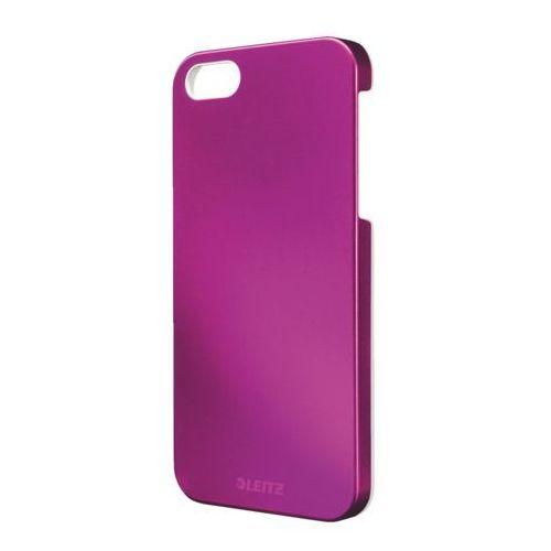 Etui complete wow iphone 5/ss czerw 63720023 marki Leitz