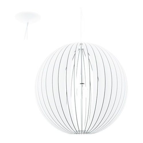 Eglo COSSANO lampa wisząca Biały, 1-punktowy, 94441
