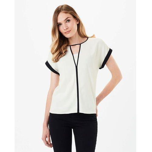 remi monochrome blouse marki Phase eight