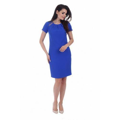 Sukienka wizytowa model 634b Blue
