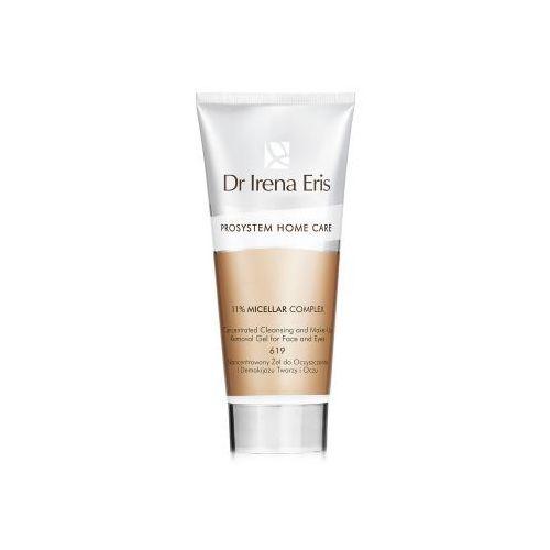 Dr irena eris 11% micellar complex skoncentrowany żel do oczyszczania i demakijażu twarzy i oczu