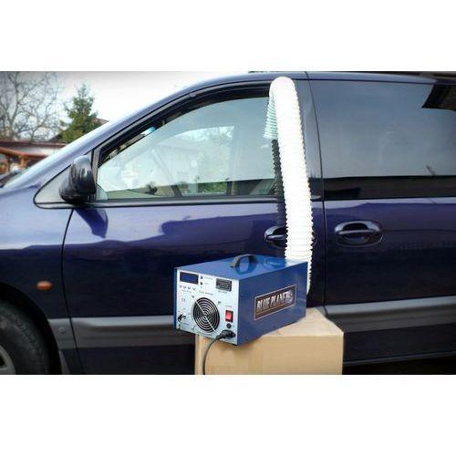 Generator ozonu samochodowy, ozonator warsztatowy 7g/h ds-7-r marki Blueplanet