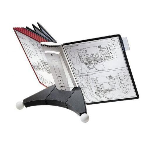 Podstawa stołowa Durable 10 paneli czerwono/czarne A4 SHERPA TABLE 10 563200 - sprawdź w wybranym sklepie