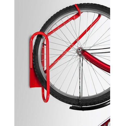 Stojak naścienny do postawienia roweru pionowo Florida