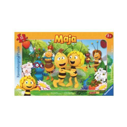 puzzle w ramce pszczółka maja, 15 elementów marki Ravensburger