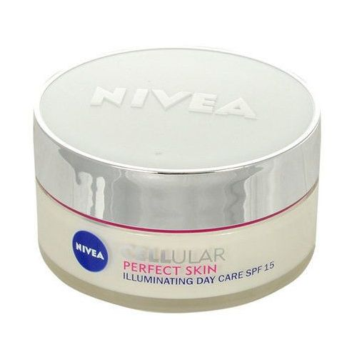 Nivea Cellular Perfect Skin Illuminating Day Cream SPF15 50ml W Krem do twarzy