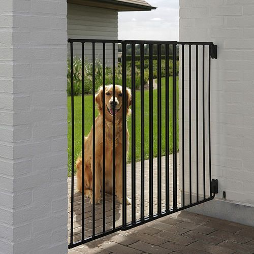 Bramka ograniczająca dog barrier outdoor - wysokość 95 cm, szerokość 84 -152 cm| -5% rabat dla nowych klientów| dostawa gratis + promocje marki Savic