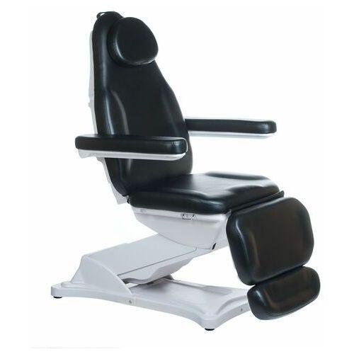 Beauty system Elektryczny fotel kosmetyczny modena bd-8194 czarny