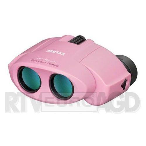 Pentax UP 10X21 (różowy) - produkt w magazynie - szybka wysyłka! - produkt z kategorii- Pozostała fotografia i optyka