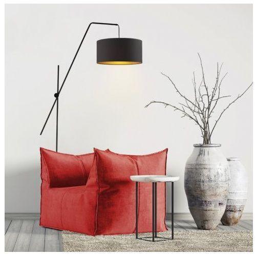 Nowoczesna lampa podłogowa bilbao gold marki Lysne