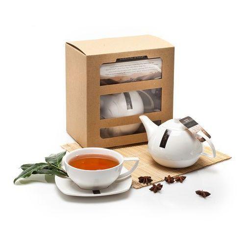 Zestaw Richmont: Zestaw do parzenia herbaty, herbata   RICHMONT, ZES2. Najniższe ceny, najlepsze promocje w sklepach, opinie.
