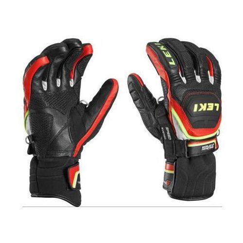 Rękawice LEKI WCR Flex S Speed System red