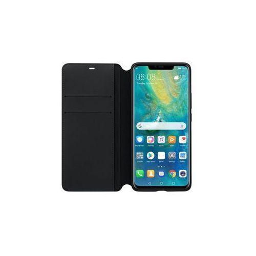 Huawei mate 20 pro wallet cover (czarny) (6901443252329)