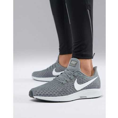 air zoom 35 pegasus trainers in grey 942851-005 - grey, Nike running
