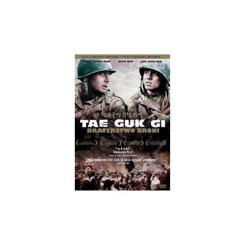 Braterstwo broni (DVD) - Won Bin, Lee Eun-Joo. DARMOWA DOSTAWA DO KIOSKU RUCHU OD 24,99ZŁ (5903570137891)