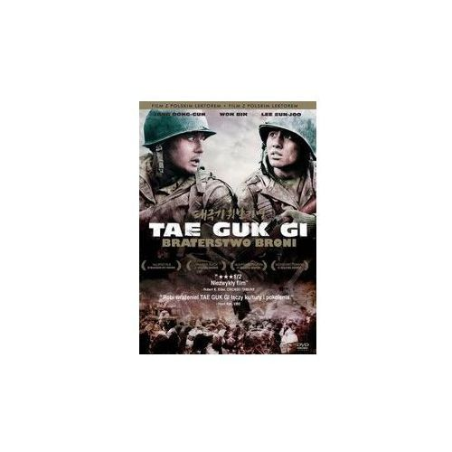 OKAZJA - Braterstwo broni (DVD) - Won Bin, Lee Eun-Joo DARMOWA DOSTAWA KIOSK RUCHU