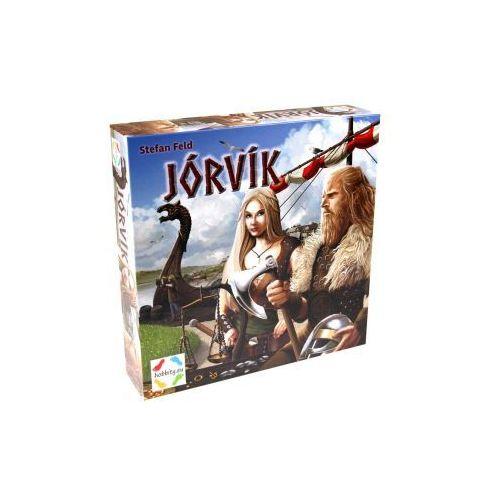 Jorvik (edycja polska). gra planszowa marki Hobbity.eu