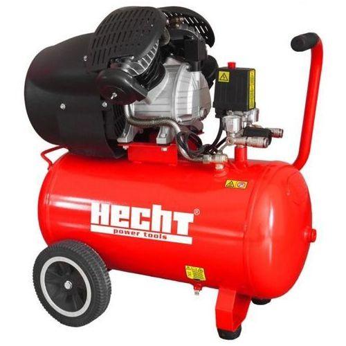 Sprężarka tłokowa kompresor tłokowy olejowy hecht 2353 50l.dwucylindrowy ewimax oficjalny dystrybutor - autoryzowany dealer hecht marki Hecht czechy