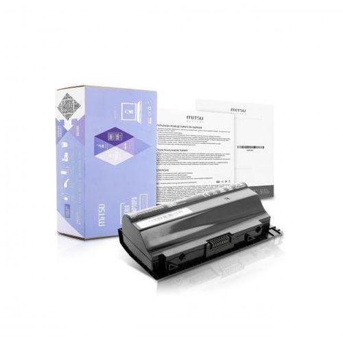 akumulator / Nowa bateria Mitsu do laptopa Asus G75