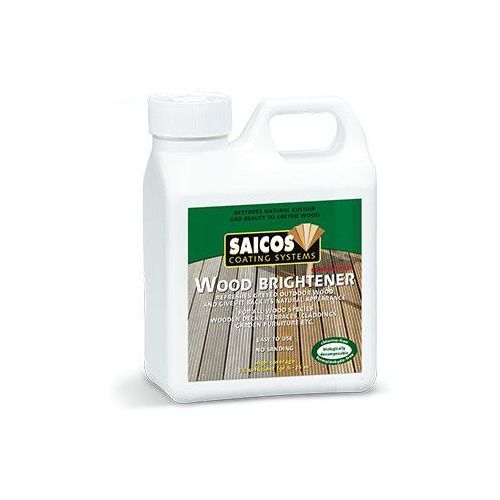 SAICOS 8130 ODSZARZACZ DO DREWNA - KONCENTRAT 5 L, towar z kategorii: Woski i płyny do impregnacji podłóg