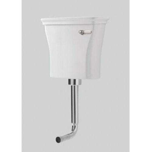 Art ceram civitas zbiornik wc do kompaktu biały cic00701;00 marki Artceram