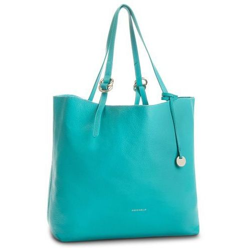 Torebka COCCINELLE - BN5 Davon E1 BN5 11 01 01 Turquoise/Metal 323, kolor zielony