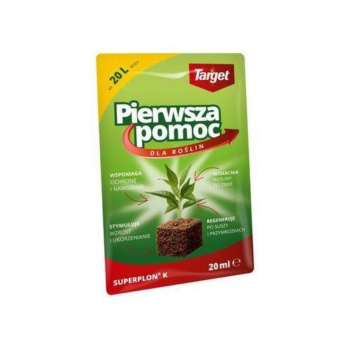 Superplon K stymulator wzrostu 20 ml środek przyspieszający wzrost roślin, 22800824