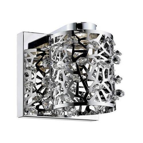 Kinkiet Zuma Line Gianna W0386-01A-B5AC lampa ścienna 1x5W LED chrom, W0386-01A-B5AC